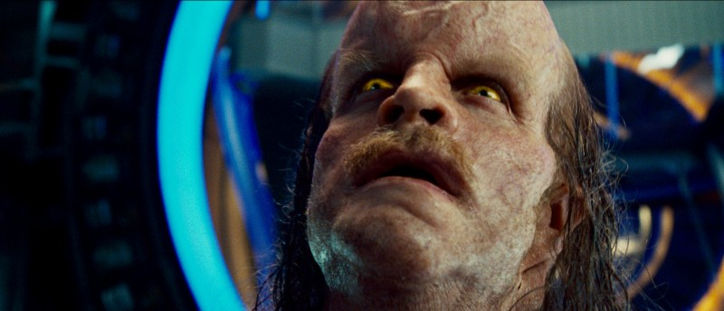 Peter Sarsgaard è Hector Hammond nel comic Lanterna Verde
