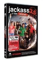La copertina di Jackass 3.5 (dvd)