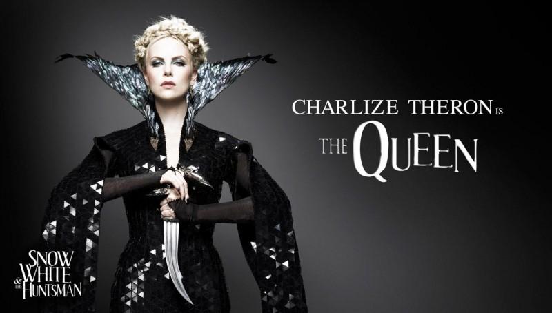 Charlize Theron è la Regina in una delle prime immagini promo di Snow White and the Huntsman