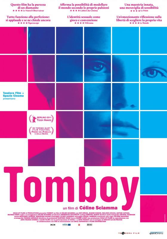 Tomboy: la locandina italiana del film