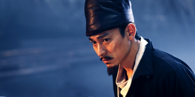 Andy Lau, protagonista di Detective Dee and the Mystery of the Phantom Flame