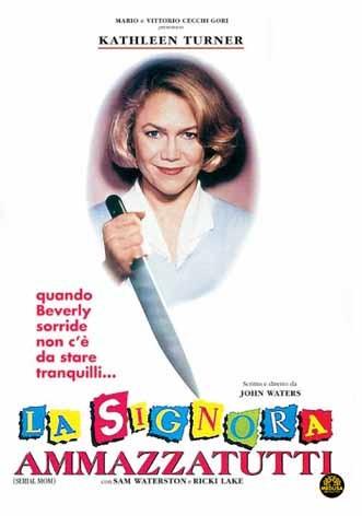 La copertina di La signora ammazzatutti (dvd)