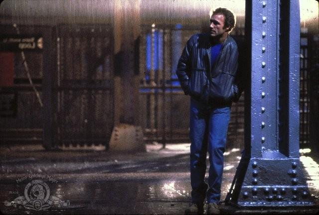 James Cann in un'immagine del film Strade violente (1981)