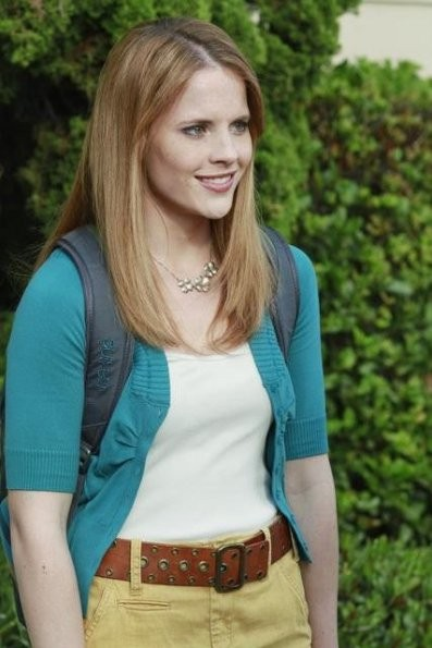 Katie Leclerc nell'episodio The Persistence of Memory di Switched at Birth