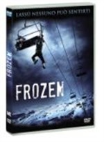 La copertina di Frozen (dvd)