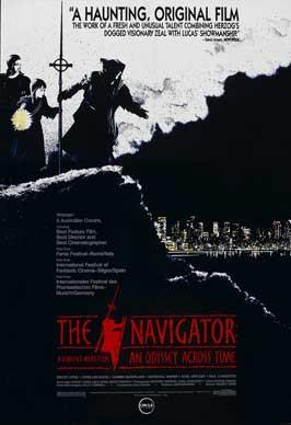 La locandina di Navigator - un'odissea nel tempo