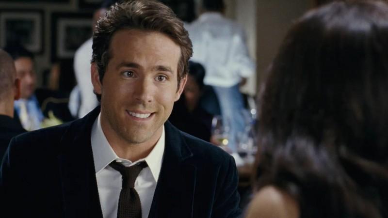 Ryan Reynolds in Cambio Vita (The Change-Up)