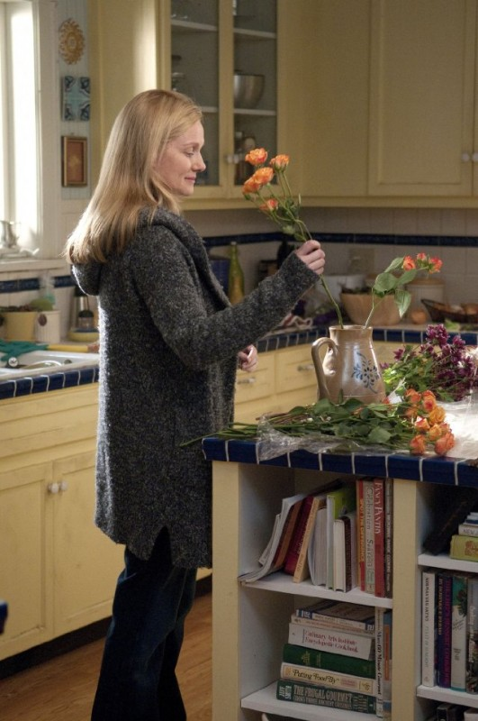 Laura Linney nell'episodio Sexual Healing di The Big C