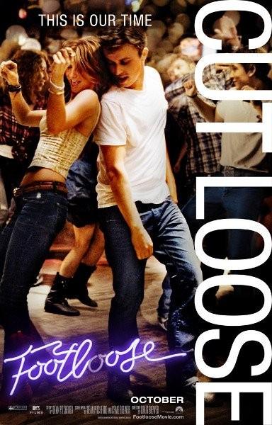 Nuova poster per il remake di Footloose