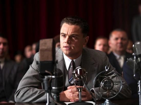 Ecco la prima immagine ufficiale di leonardo DiCaprio in J.Edgar