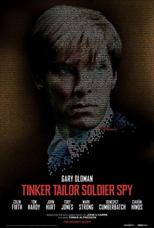 Nuova locandina de La talpa dedicata a Benedict Cumberbatch