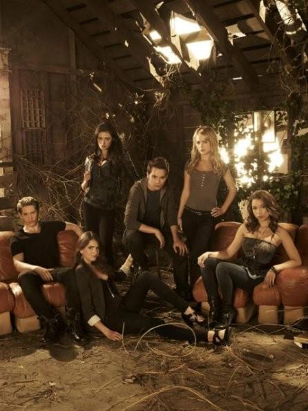 Nuova foto promozionale del cast di The Secret Circle