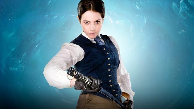 Doctor Who: una immagine promozionale dell'episodio A Good Man Goes to War