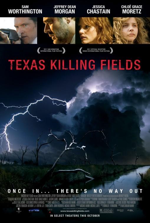 La locandina di Texas Killing Fields