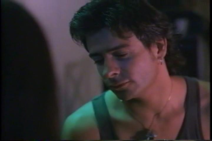 Notti selvagge: Cyril Collard in una sequenza del dramma da lui diretto e interpretato nel '92