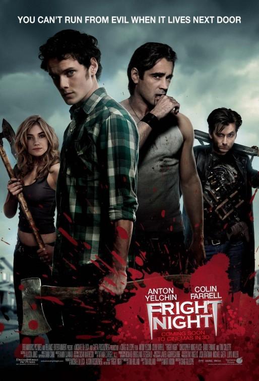Nuovo poster internazionale per Fright Night