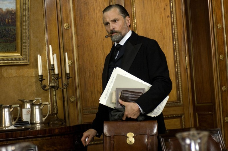 Viggo Mortensen in A Dangerous Method di David Cronenberg