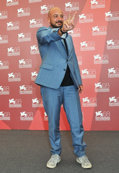 Emanuele Crialese a Venezia 2011 con il suo Terraferma: 213423 - Movieplayer.it