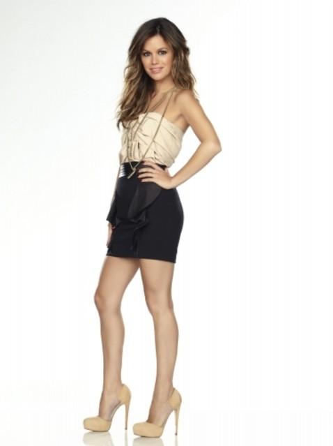 Hart of Dixie: Rachel Bilson in una foto promozionale della serie
