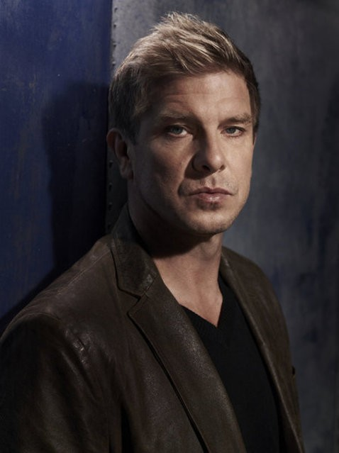 Prime Suspect: Kenny Johnson è Matt Webb