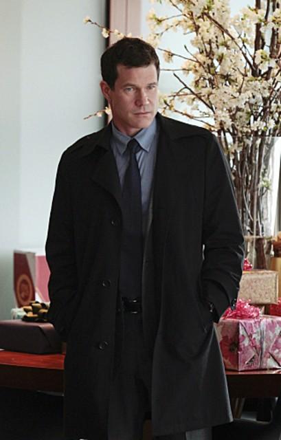Unforgettable: Dylan Walsh nel pilot della serie