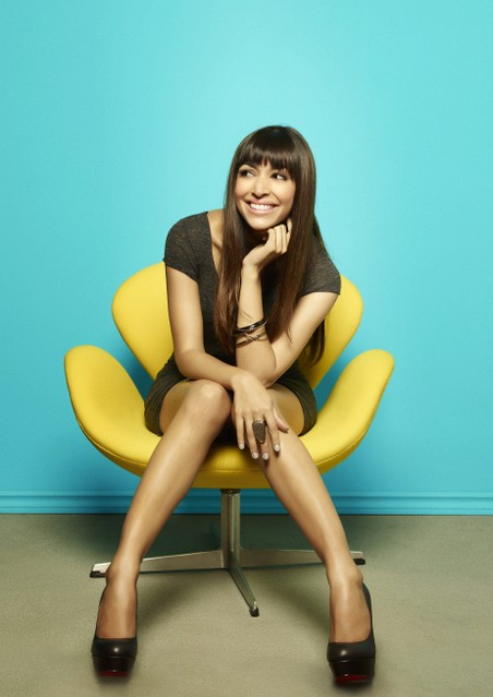 New Girl: Hannah Simone è Cece