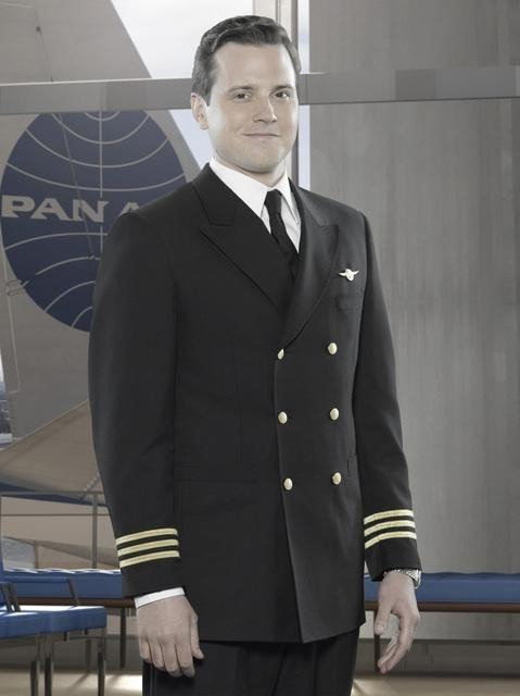 Pan Am: Michael Mosley è Ted