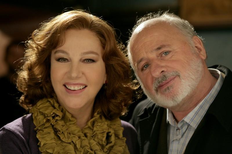 Tutta colpa della musica: Marco Messeri con Stefania Sandrelli in una immagine del film