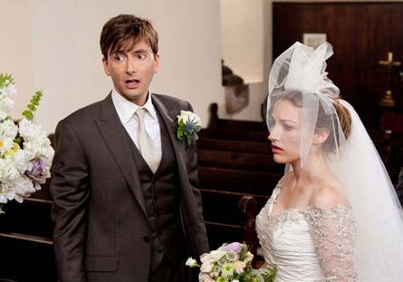 David Tennant in Una sposa in affitto con Kelly Macdonald