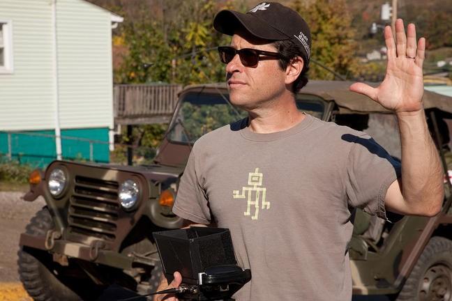 J.J. Abrams sul set di Super 8