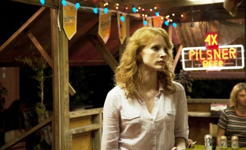 Texas Killing Fields: Jessica Chastain in una sequenza