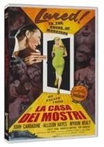 La copertina di La casa dei mostri (dvd)