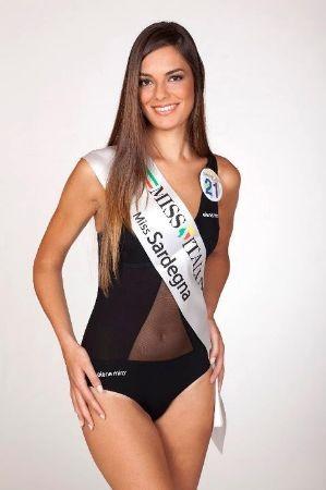 Daniela Cau concorrente a Miss Italia 2011