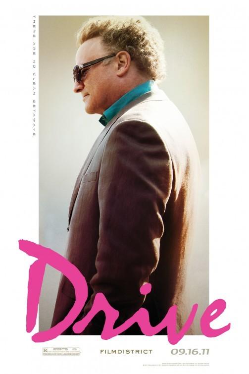 Drive: Character poster per Albert Brooks