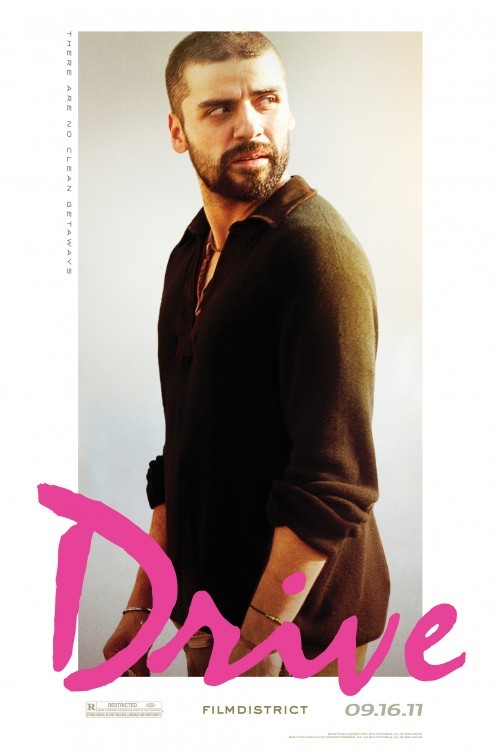 Drive: Character poster per Oscar Isaac