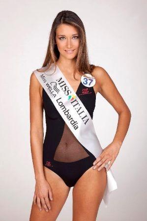 Francesca Piatti concorrente a Miss Italia 2011