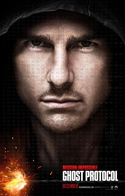 La locandina di Mission: Impossible - Protocollo Fantasma