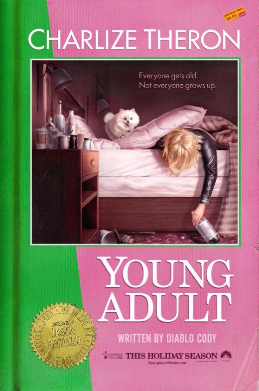 La locandina di Young Adult