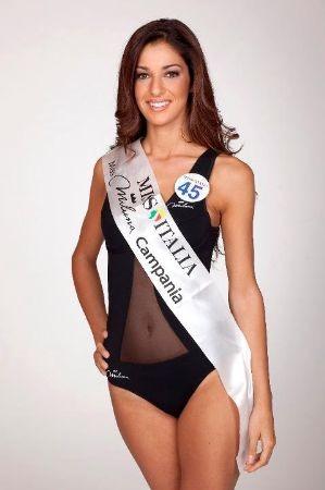 Margherita Arciprete concorrente a Miss Italia 2011