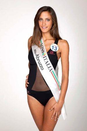 Maria Ludovica Perissinotto concorrente a Miss Italia 2011