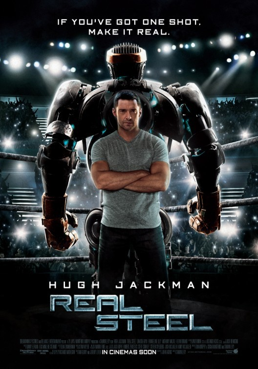 Poster internazionale per Real Steel