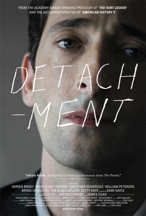 La locandina di Detachment