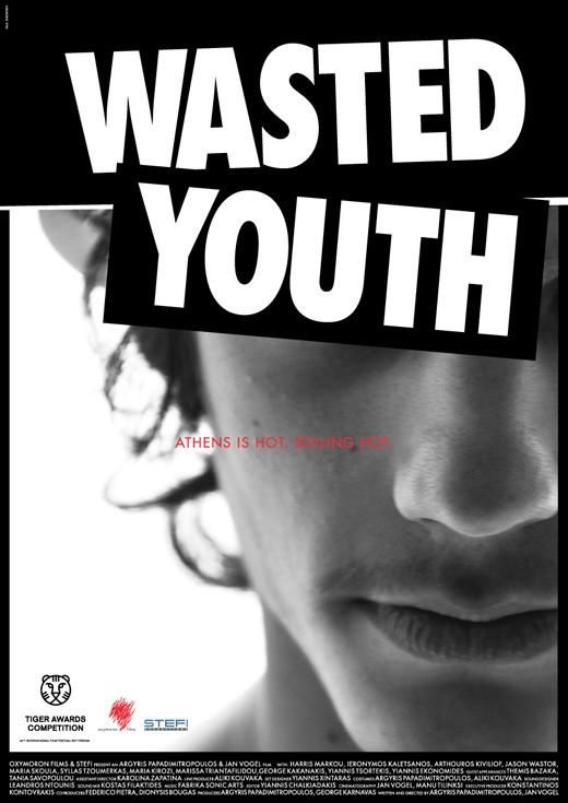La locandina di Wasted Youth
