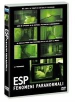 La copertina di ESP - Fenomeni paranormali (dvd)