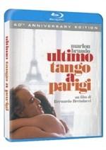 La copertina di Ultimo tango a Parigi - 40° Anniversary Edition (blu-ray)