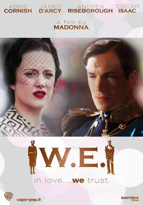 La locandina di Edward e Wallis