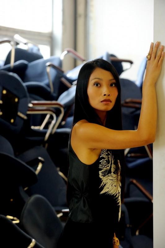 Linda Chang in Mozzarella Stories