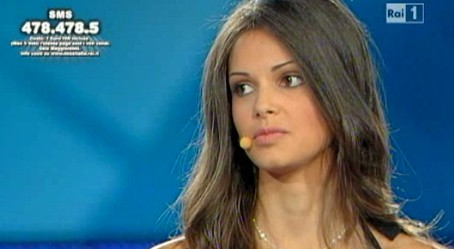 Miss Italia 2011: Stefania Bivone è tra le tre finaliste