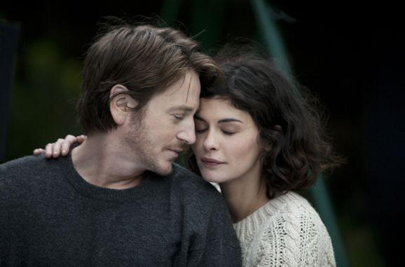 Audrey Tautou in Des vents contraires con Benoit Magimel