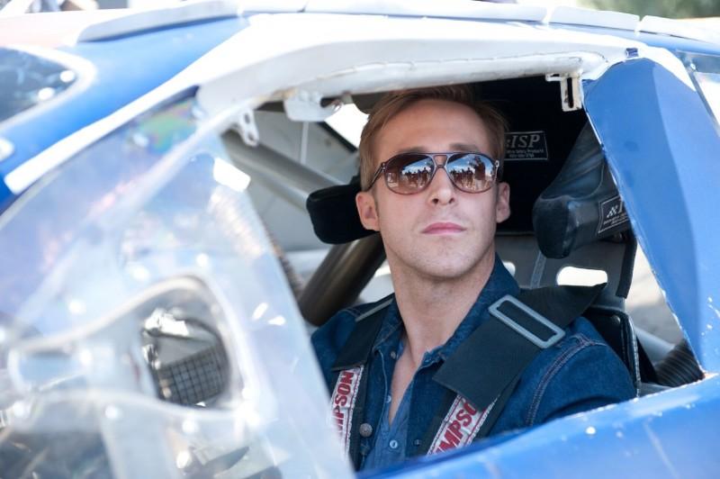 Ryan Gosling protagonista del film Drive
